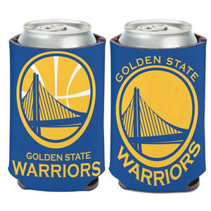 GOLDEN STATE WARRIORS NBA CAN KOOZIE COOZIE